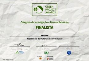 Diploma Green Project Awards